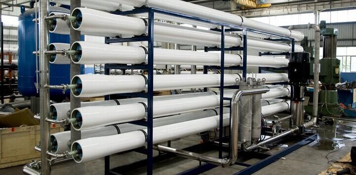 食品厂用反渗透纯水设备